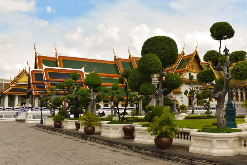 Things to do in Bangkok: Temple of the Emerald Buddha