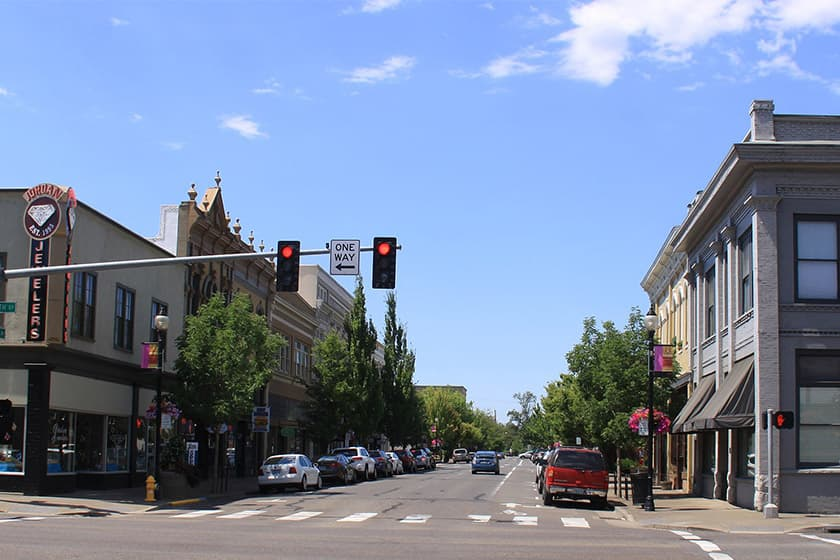 Albany - Downtown Historic District