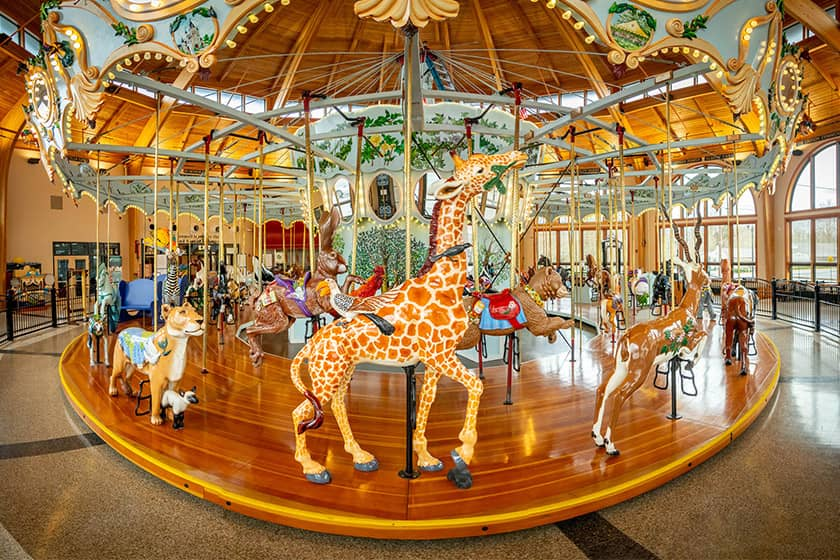 Albany Historic Carousel and Museum