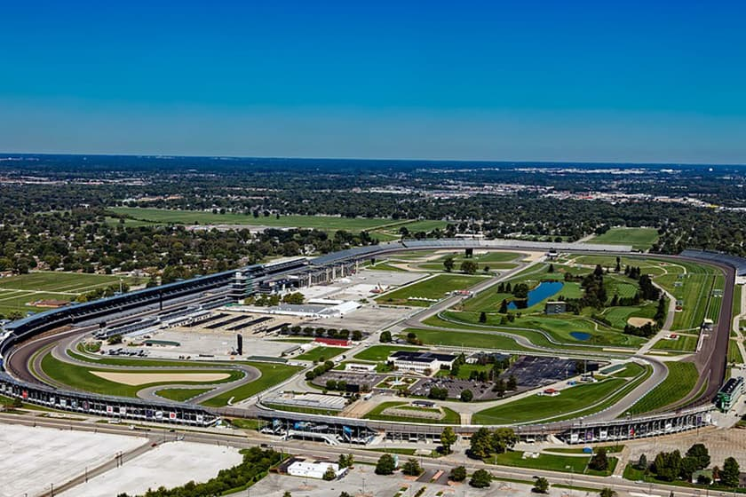 things to do in Indianapolis for couples - motor speedway